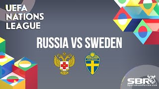 Russia vs Sweden | UEFA Nations League | Match Predictions