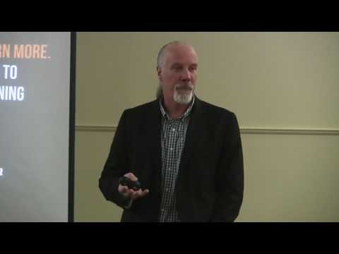 Will Richardson on Self Directed Learning
