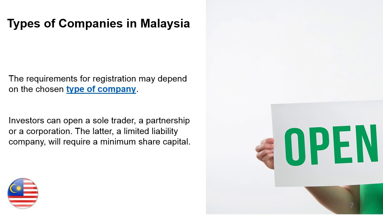 type of business in malaysia Types of businesses to start a 7-step guide to starting your own trade business with that sorted, it is time to get on with the more exciting operational stuff.