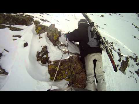 Silverton Mountain - Billboard  technical part I