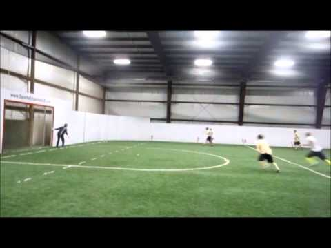 Indoor soccer saves Sports Emporium 2012