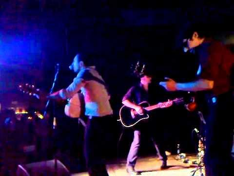 Pan Del Diavolo - Blu laguna - Live @ Unwound - PD - 03-12-2010