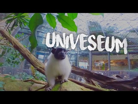 Universeum in Gothenburg - GoPro edit