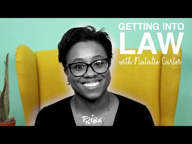 Getting Into Law with Natalie Carter | TRiBE's Toolbox
