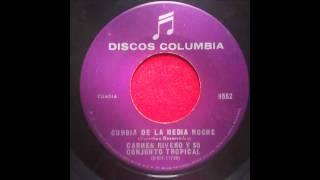 Carmen Rivero Y Su Conjunto Tropical - Cumbia de la media Noche (Discos Columbia)