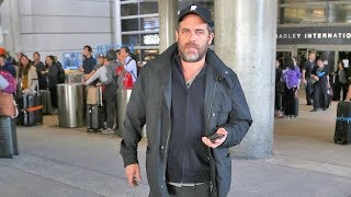 Brett Ratner Faces The Cameras At LAX Amid Multi-Allegation Controversy