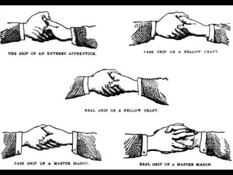 Illuminati Symbols Secret Handshakes Exposed Acfau Youtube