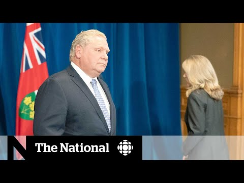 CBC News: The National: Lack of data hampers Ontario's fight against COVID-19