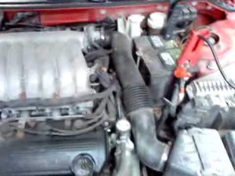 1997 Dodge Avenger ES V6 2.5L - YouTube