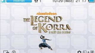 [The Legend of Korra 3DS] First Look