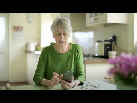 Doro® | Assistance button - Tutorial Gill (DK)