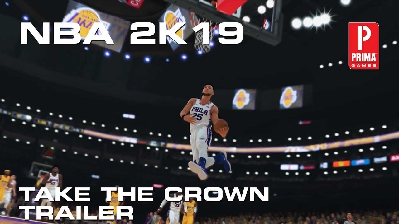 ea4df6caf7b NBA 2K19 Gameplay Trailer - LeBron James on the Lakers | News | Prima Games