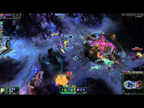 League of Legends - Master Yi Hexakill - Full Game Commentary