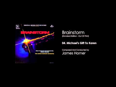 Brainstorm OST (Std. Edition - Out Of Print) - 04. Michael's Gift To Karen