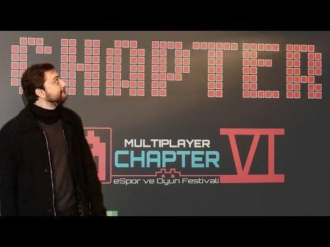 CHAPTER 6'nın ARDINDAN!