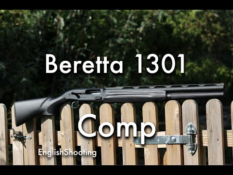 Beretta 1301 Comp | UK Legal Semi-Auto Shotgun - Review