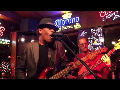 James Armstrong @ Cadillac Zack's Blues Party, Nov. 24, 2014