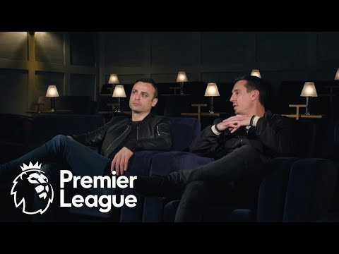 Dimitar Berbatov: Gary Neville's Soccerbox | Premier League | NBC Sports