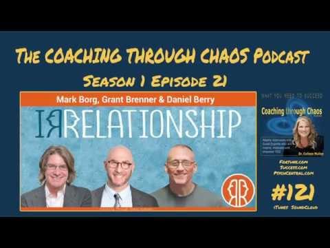 #121 Irrelationship - Mark Borg, Grant Brenner & Daniel Berry (2015-10-27)