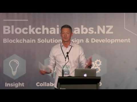 Mark Pascall - How to explain the blockchain at a dinner party - TheBlockchain.NZ