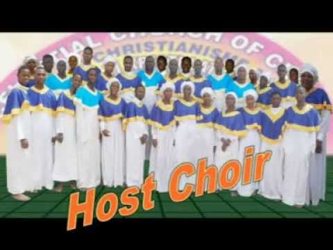 Celestial Church of Christ Aduramigba Ogo Mide Vigil March