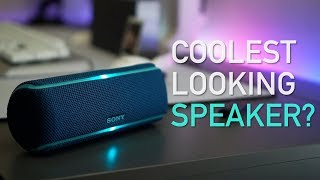 Sony XB-21 Bluetooth Speaker Review: Aesthetically Pleasing?
