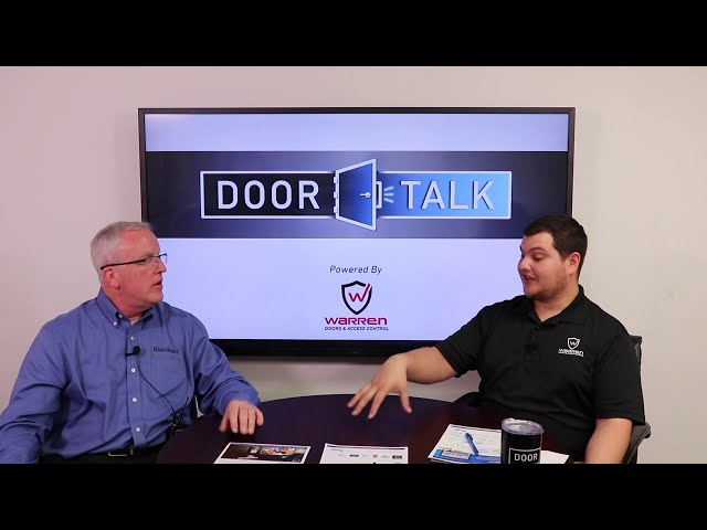 DOOR TALK Episode 27: IDenticard Access Control Part 4 with Dave Schafer
