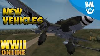 NEW VEHICLES – Major Update Coming | World War II Online : Battleground Europe