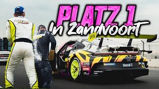 PLATZ 1 in Zandvoort 💪   RING POLICE