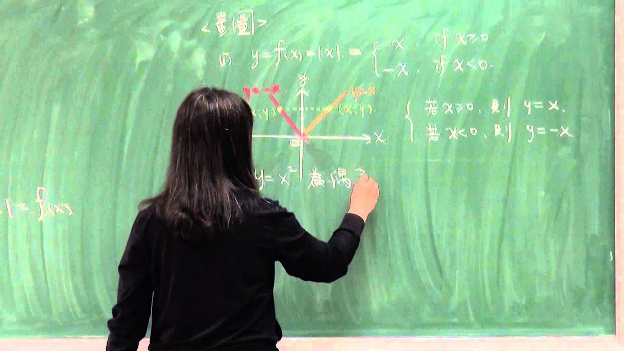 3-3-5 奇函數與偶函數 - YouTube