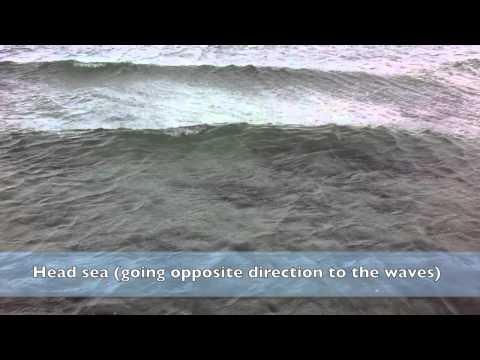 A following sea can be dangerous - YouTube