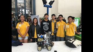 San Diego FIRST Tech Challenge 2018 Rover Ruckus Kickoff | The Clueless 11212 | We Impact