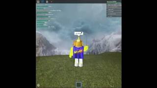 Magic Training (by Serphos), Roblox Spell Tutorial video 1/3