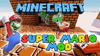 SUPER MARIO MOD - ¡Los toad dan miedo! [Forge][1.7.10][Español]