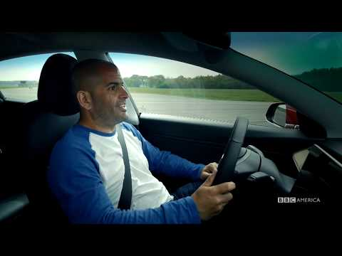 Power Test: Tesla | Top Gear Sunday At 8pm | BBC America