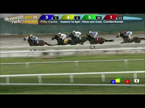 video thumbnail for MONMOUTH PARK 5 29 21 RACE 12