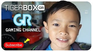 Our New Gaming Channel TigerBox GR, Please Subscribe Thanks - TigerBox HD