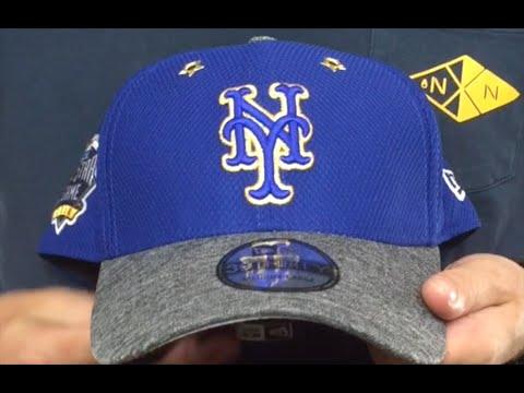 1c3ab5c4c0c Mets  2016 MLB ALL-STAR GAME FLEX  Hat by New Era - YouTube