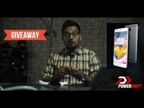 Picking the lucky subscribers for OnePlus 3T giveaway : PowerDrift