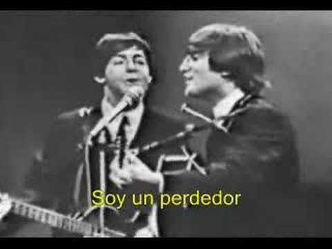 the beatles im a loser subtitulado en espa241ol youtube