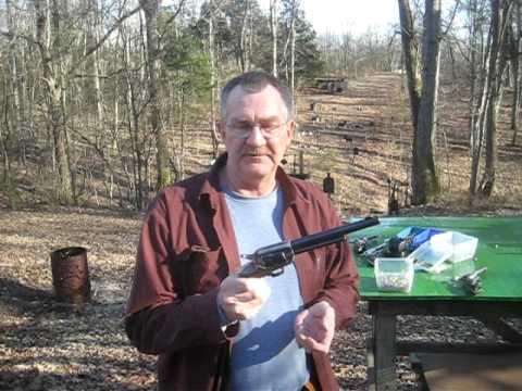 Colt SAA (3 barrel lengths) - YouTube