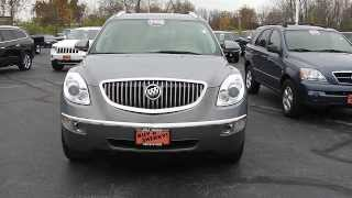 2008 Buick Enclave CXL SUV Grey for sale dealer Dayton Troy Piqua Sidney Ohio | 26872AT