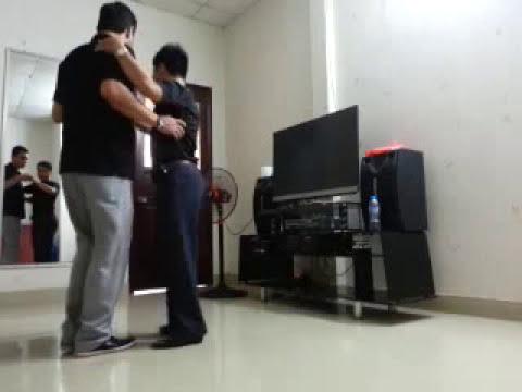 Hướng dẫn học viên nhảy bebop tại nhà.