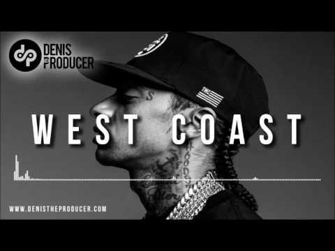 Nipsey Hussle x YG Type Beat 2017 - West Coast (YG Instrumental)
