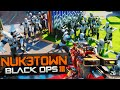 """Black Ops 3 NUK3TOWN - EASTER EGG """"MANIQUIS ZOMBIES""""!"""