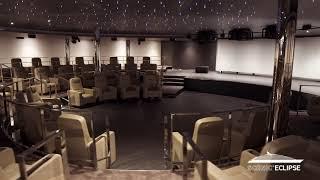 Scenic Eclipse Theatre Build: Time-Lapse