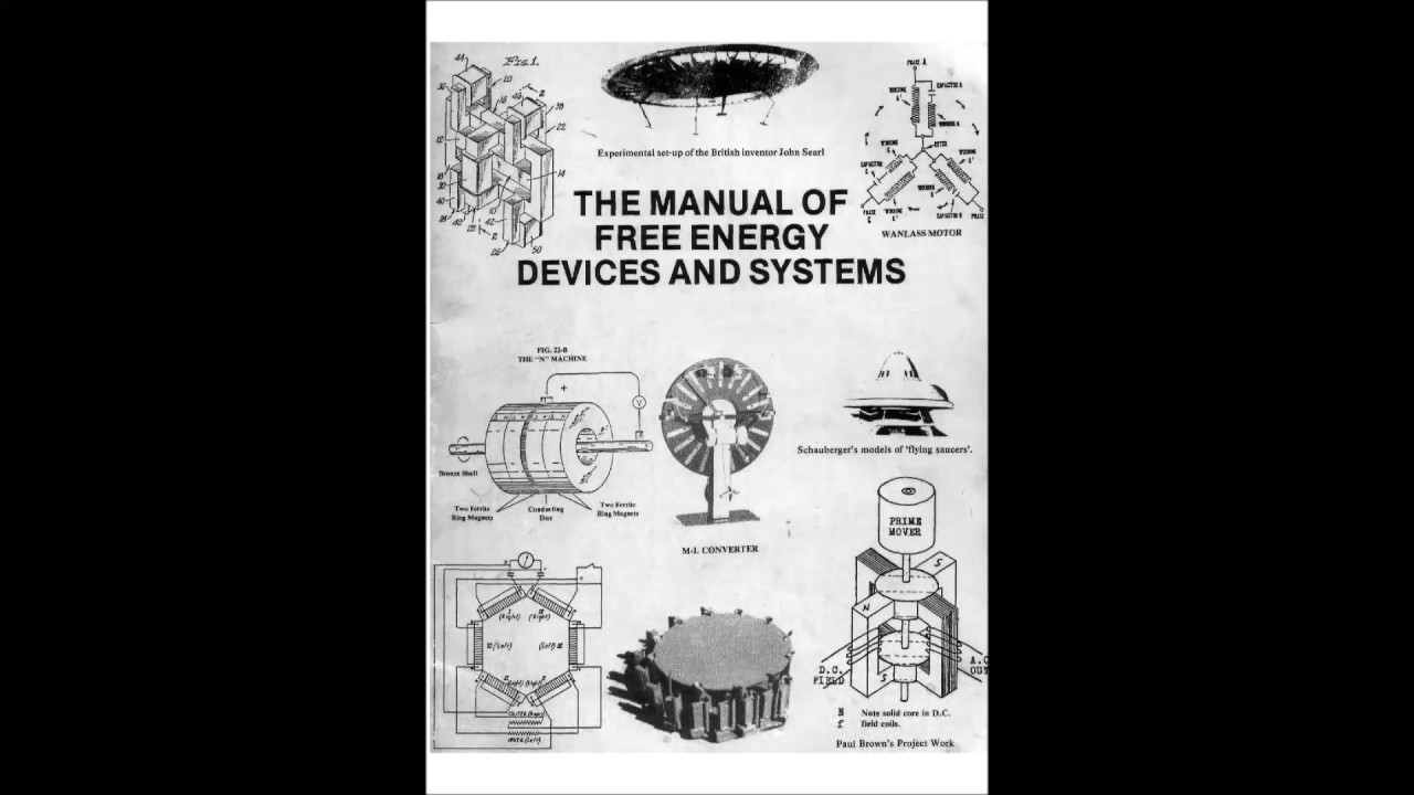Free Energy Book Documents Plans Tesla Moray and Others! 1080p HD HQ