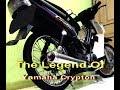 Yamaha Crypton Antik Klasik 105 cc Tahun 2000