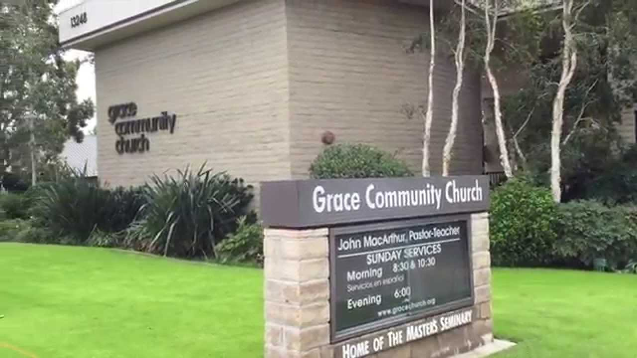 SO4J-TV's MINI-TOUR OF GRACE COMMUNITY CHURCH, CA 3-1-2015