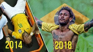 This is why Neymar Will Win Brazil The World Cup Russia 2018 | HD